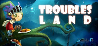 Troubles Land pc cover دانلود بازی Troubles Land برای PC