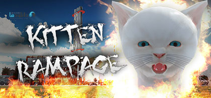 دانلود-بازی-Kitten-Rampage