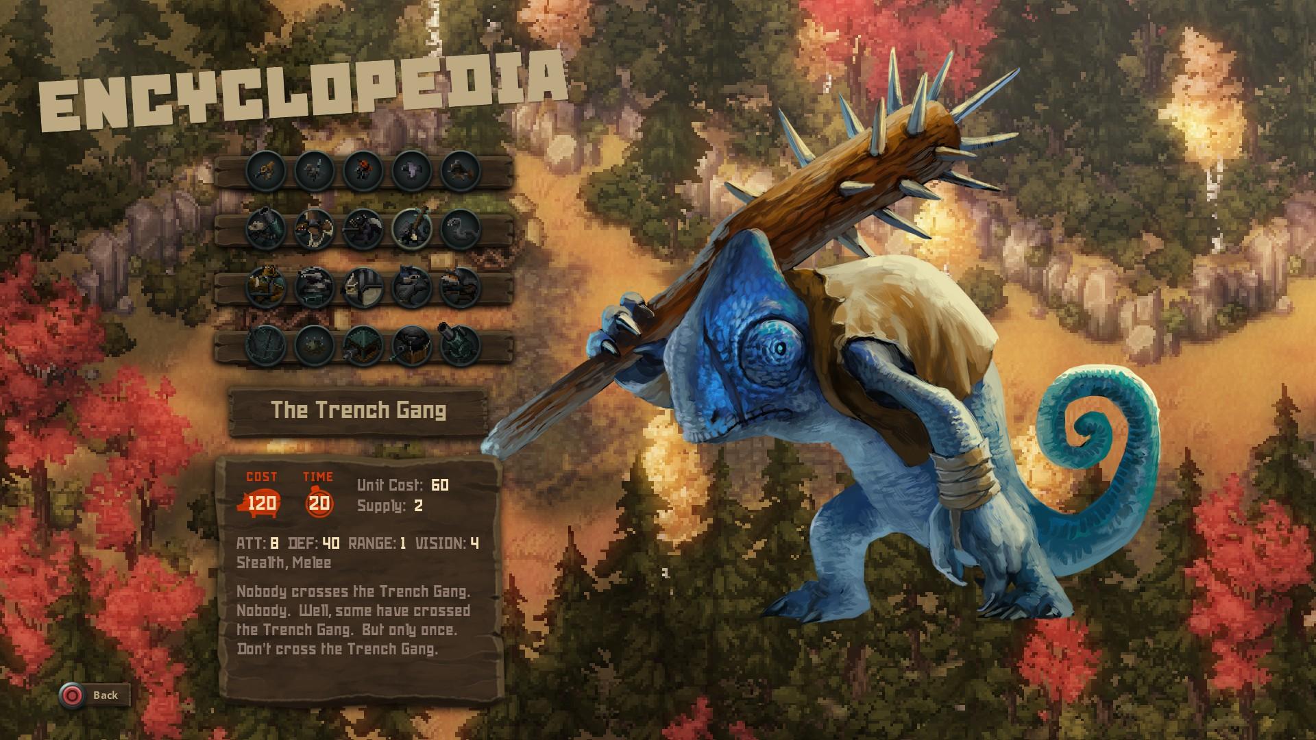 دانلود بازی Tooth and Tail Season 2 + Update v1.2.1.0 برای کامپیوتر