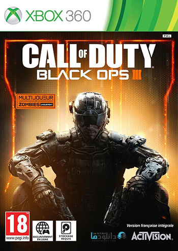 Call of Duty Black Ops III xbox360 cover small دانلود بازی Call of Duty Black Ops III برای XBOX360
