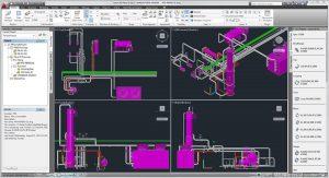 اسکرین-شات-AutoCAD-Plant-3D-2019