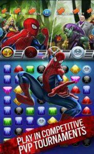 اسکرین-شات-marvel-puzzle-quest