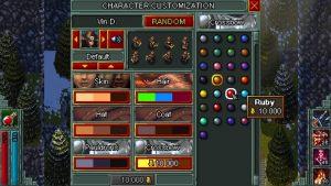 اسکرین-شات-بازی-Heroes-of-Hammerwatch-Witch-Hunter