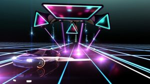 اسکرین-شات-بازی-Neon-Drive