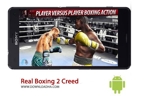 کاور-Real-Boxing-2-Creed