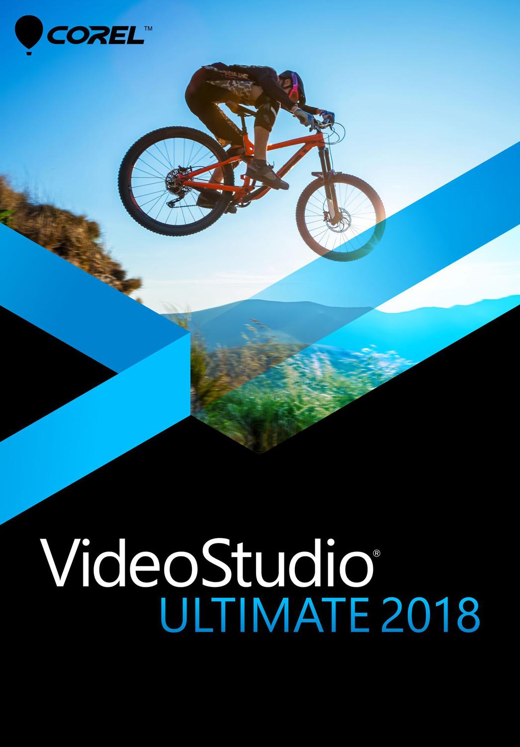 دانلود Corel VideoStudio Ultimate 2018 v21.3.0.141 کورل ویدیو استودیو