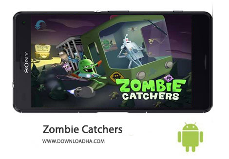کاور-Zombie-Catchers