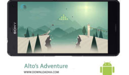 کاور-Altos-Adventure