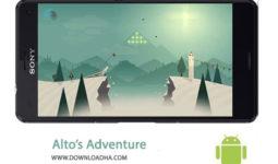 کاور-Altos-Adventure