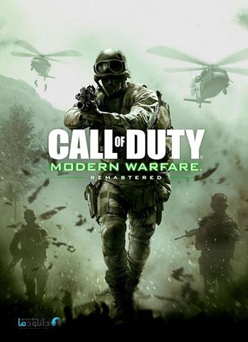 دانلود-بازی-Call-of-Duty-Modern-Warfare-Remastered