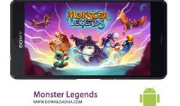 دانلود-Monster-Legends