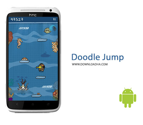 کاور-Doodle-Jump