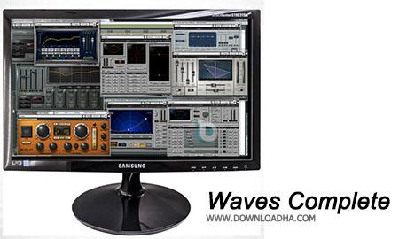 مجموعه کامل پلاگین ویرایش صدا – Waves Complete 10 24.1.2019