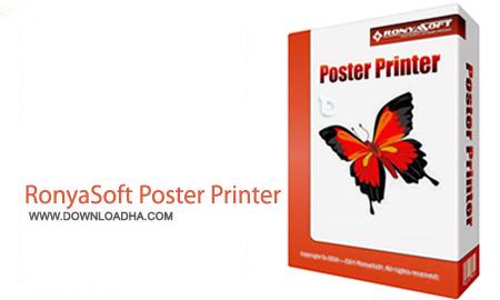 دانلود-نرم-افزار-RonyaSoft-Poster-Printer