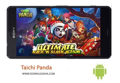 کاور-Taichi-Panda