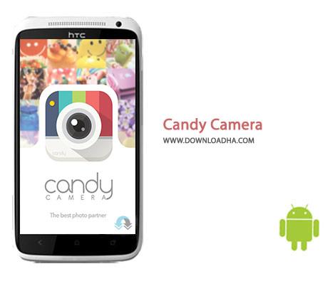کاور-Candy-Camera