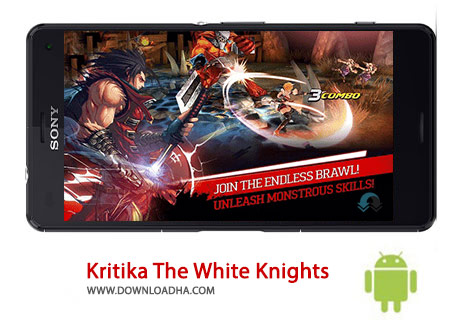 کاور-Kritika-The-White-Knights