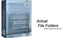 دانلود-Actual-File-Folders