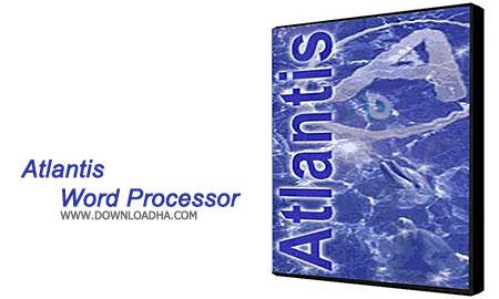 دانلود-نرم-افزار-Atlantis-Word-Processor