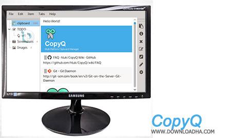دانلود-CopyQ