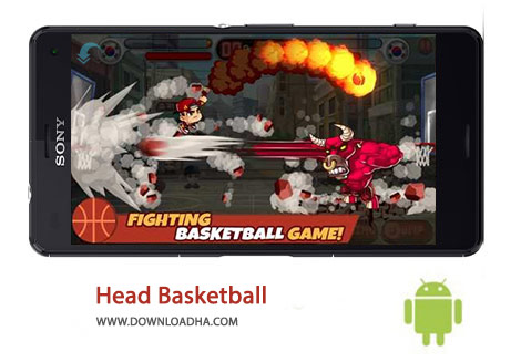 کاور-Head-Basketball
