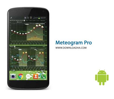 کاور-Meteogram-Pro