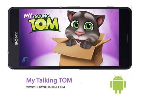 کاور-My-Talking-TOM