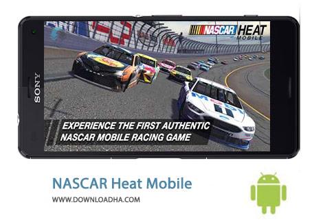 کاور-NASCAR-Heat-Mobile