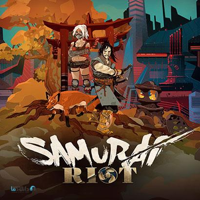 دانلود-بازی-Samurai-Riot