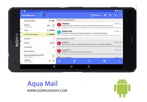 کاور-Aqua-Mail