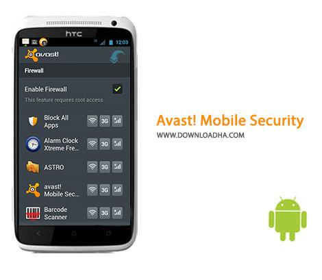 کاور-Avast-Mobile-Security