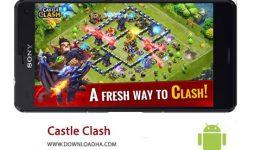 کاور-Castle-Clash