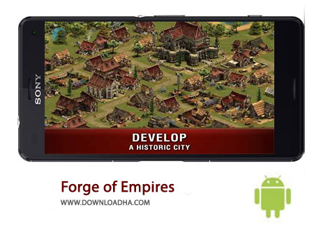 کاور-Forge-of-Empires