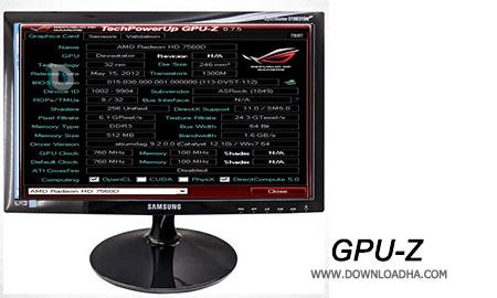 دانلود-نرم-افزار-GPU-Z