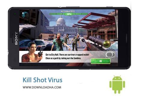 کاور-Kill-Shot-Virus