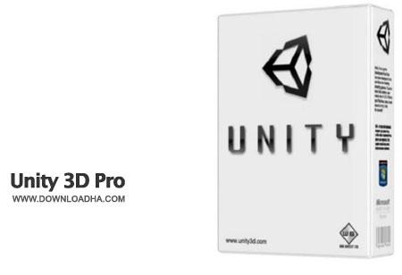 دانلود انجین بازی سازی یونیتی – Unity Pro 2018.3.12f1 x64 + Support