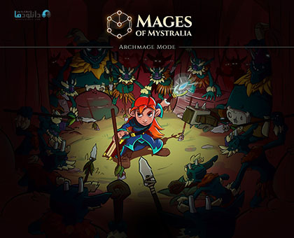 دانلود-بازی-Mages-of-Mystralia-Archmage-Mode