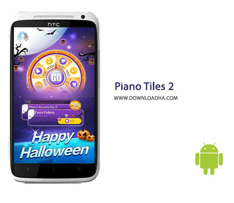 دانلود بازی کاشی پیانو Piano Tiles 2 3.1.0.833 – اندروید