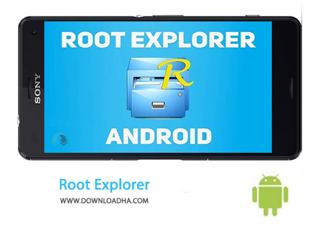 کاور-Root-Explorer