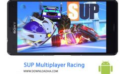دانلود-SUP-Multiplayer-Racing