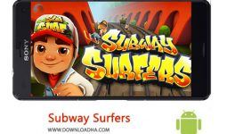 کاور-Subway-Surfers