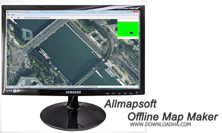 دانلود-Allmapsoft-Offline-Map-Maker