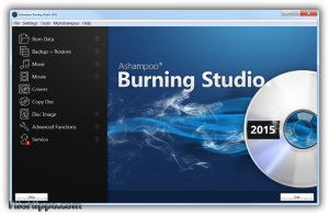 اسکرین-شات-نرم-افزار-Ashampoo-Burning-Studio