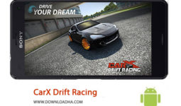 کاور-CarX-Drift-Racing