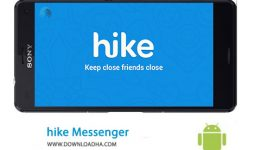 کاور-Hike-Messenger