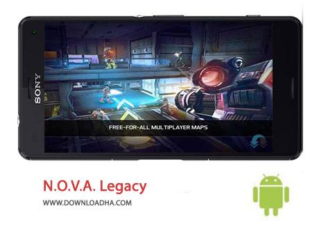 کاور-N.O.V.A.-Legacy