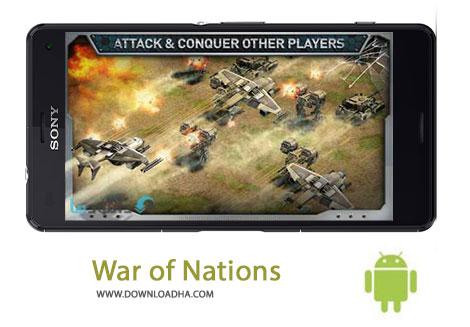 کاور-War-of-Nations