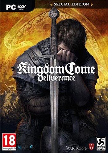 بازی Kingdom Come Deliverance برای کامپیوتر + آپدیت v1.3.4