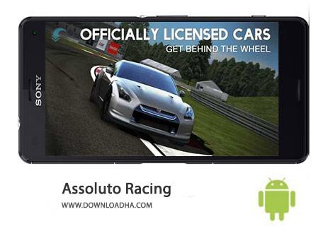 کاور-Assoluto-Racing