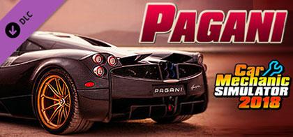 دانلود-بازی-Car-Mechanic-Simulator-2018-Pagani-DLC